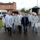 German delegation: Turia feed mill – European standard