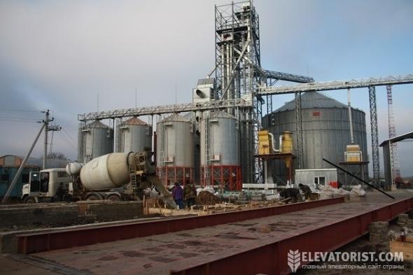 Проект «АгроЭкспедиция. Элеваторы 2014» побывал на элеваторе АПГ «Пан Курчак»